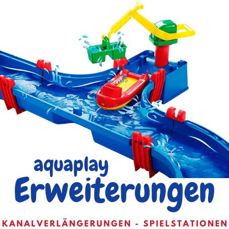Aquaplay Erweiterungen