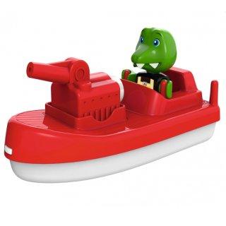 AQUAPLAY 262 Zubehör: Feuerwehrlöschboot