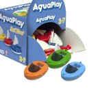 AQUAPLAY 281 Motorboot sort.